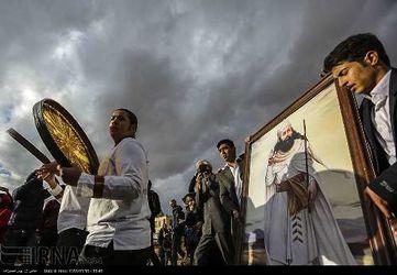 جشن سده زرتشتیان در کرمان