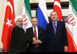 پیچیدگی های سخنان پوتین در سوچی/ اشاره روحانی به اردوغان