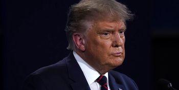 انتقادات توئیتری ترامپ به بایدن