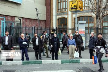 شاید تهران چند هفته قرنطینه شود