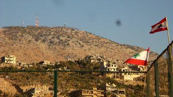 اسرائیل از منطقه مرزی لبنان رد شد