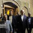 رونمایی از پلاک تاریخی خانه پدری حسن روحانی