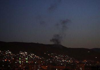 انفجار مهیب در جنوب سوریه