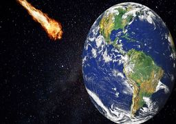 کشف گورستان قربانیان سقوط سیارک + عکس