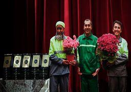 شهردار تهران در مراسم تقدیر از کارگران افغانستانی: زیبایی های شهر را مدیون شما هستیم