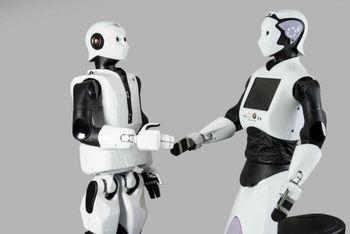 استخدام ربات برای معبد ژاپنی ! +عکس