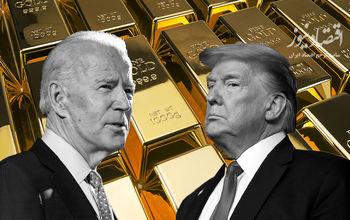 اجبار طلا به پیروی از انتخابات 2020 آمریکا
