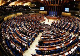 عدم پرداخت حق عضویت روسیه به شورای اروپا!