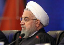 روحانی: اگر با احترام سر میز بنشینند اهل مذاکرهایم
