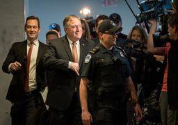 مایک پمپئو وزیر امور خارجه آمریکا شد / ورود رئیس سازمان سیا به ساختمان وزارت