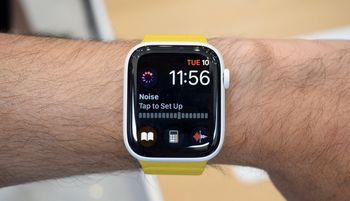 تشخیص سطح استرس کاربران با ساعت اپل