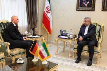 هیچ رویدادی همکاری اقتصادی ایران و آلمان را به خطر نمی اندازد