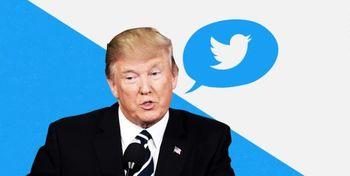 ترامپ بجای اقدام علیه ایران تنها توئیت میکند