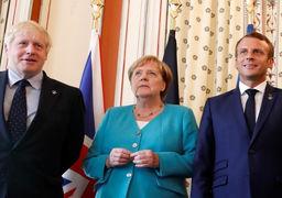 رویترز: آلمان، انگلیس و فرانسه تصمیم به استفاده از مکانیسم ماشه در برجام گرفتهاند