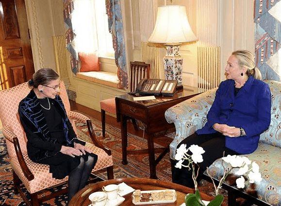 RBG-Hillary-Clinton