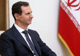 نقش «قاسم سلیمانی» در سفر محرمانه اسد به تهران