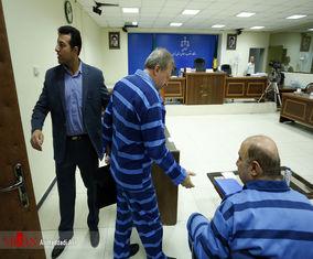 دوازدهمین جلسه علنی دادگاه همدستان بابک زنجانی