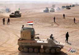 آخرین سنگر استراتژیک داعش در عراق در آستانه سقوط کامل قرار گرفت