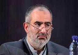 واکنش حسام الدین آشنا به انصراف قالیباف