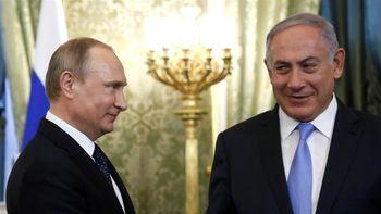 پیام تبریک پوتین به نتانیاهو بابت تشکیل دولت