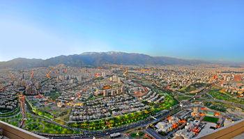 تهران، خیابان کارگر در سال ۱۳۳۹+ عکس