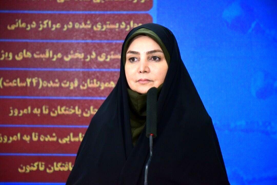 کرونا جان ۳۸۶ نفر دیگر را در ایران گرفت