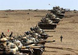تانک های ترکیه وارد سوریه شدند/ آخرین تحولات میدان نبرد