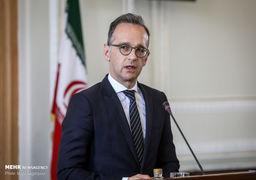 آلمان: کاهش تنش بین ایران و آمریکا اولویت کنونی اروپا است