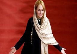 مهناز افشار زمان ورودش به ایران را اعلام کرد