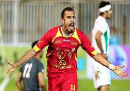 رکورد جالب فوتبالیست ایرانی؛ گلزدن با هشت تیم مختلف!