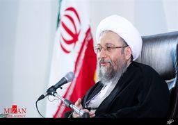 آملی لاریجانی: رئیسجمهور آمریکا میخواست در 3 ماه جمهوری اسلامی را مضمحل کند