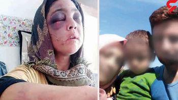 تصاویر شکنجه زن جوان رودباری