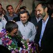 توضیحات جالب احمدی نژاد در مورد اتهام اختلاس بقایی