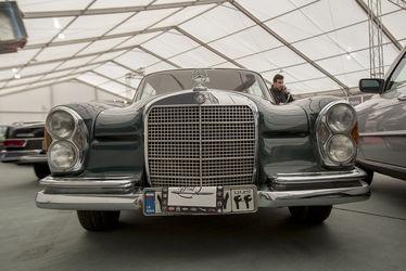 نمایشگاه خودرو «ایران کلاسیکا» 2017