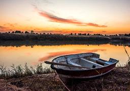 تصاویر زیبا از رودخانه بهمنشیر