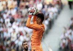 بیرانوند در ترکیب 11 بازیکن برتر جام جهانی+ عکس