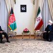 روحانی به عبدالله عبدالله: آمریکا به دنبال بهره برداری انتخاباتی از مذاکرات صلح در افغانستان است