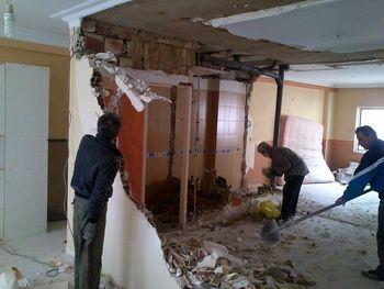 هزینه متعارف بازسازی آپارتمان در تهران