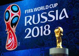 جنجال بزرگ حمایت سیاسی یک فوتبالیست در جام جهانی/ خشم پوتین