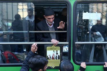 مراسم تشییع پیکر آیت الله هاشمی رفسنجانی (2)