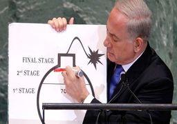 ادعاهای جدید نتانیاهو درباره ایران