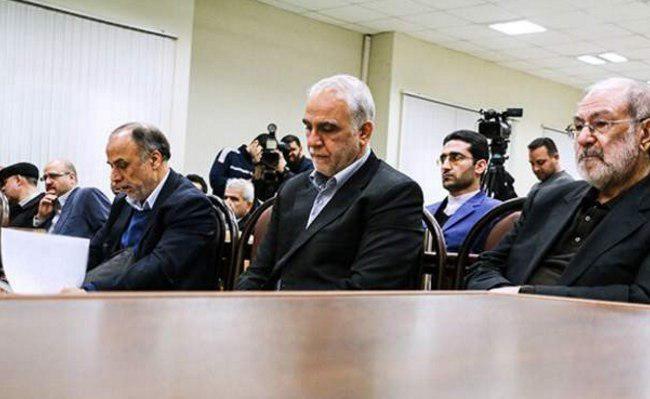 قاضی مسعودی مقام: نمیدانم چرا سه متهم بانک سرمایه همزمان سکته کردند/ حکم حسین هدایتی صادر شد