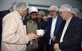 بازدید رئیس و اعضای کمیسیون عمرانی مجلس از تبلور اقتصاد مقاومتی در قلعه گنج