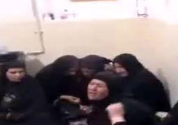 حال و هوای خانوادههای جان باختگان هواپیمای تهران یاسوج + فیلم