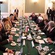 روحانی: همه کشورها برای حفظ هویت و استقلال خود مقابل اقدامات آمریکا ایستادگی کنند