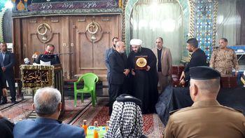 ایران از حاکمیت عراق حمایت میکند