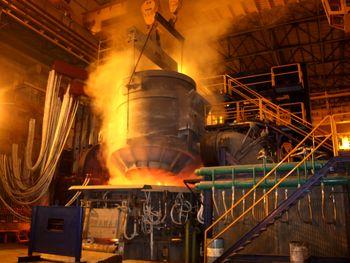ثبت رکورد تولید آهن اسفنجی در زیرمجموعه ماهان