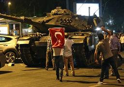 روزنامه عربستانی: کودتا در ترکیه قطعی است
