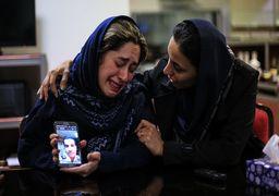 اشک و اندوه خانوادههای دریانوردان نفتکش حادثه دیده سانچی + عکس