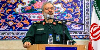 سردار فدوی: اگر کل مردم ایران جمع شوند ذرهای به عظمت شهید نمیتوانند اضافه کنند